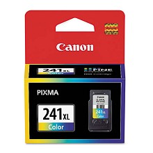 Original Canon CL-241XL High Yield Color Ink Cartridge