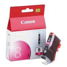 Original Canon CLI-8M Magenta Ink Cartridge