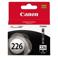 Original Canon CLI-226BK Black Ink Cartridge