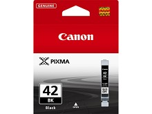 Original Canon CLI-42BK Black Ink Cartridge