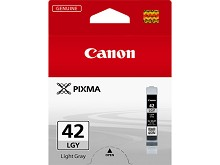 Original Canon CLI-42LGY Light Gray Ink Cartridge
