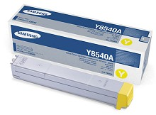 Original Samsung CLX-Y8540A Yellow Toner Cartridge