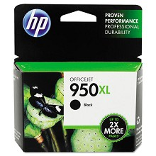 Genuine HP 950XL CN045AN High Capacity Black Ink Cartridge