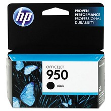 Genuine HP 950 CN049AN Standard Capacity Black Ink Cartridge