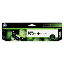 Genuine HP 970XL High Yield Black Ink Cartridge