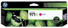 Genuine HP 971XL High Yield Magenta Ink Cartridge