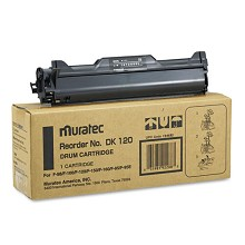 Original Muratec DK120 Drum Cartridge