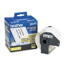 Brother DK1202 Shipping Die-Cut Paper Label