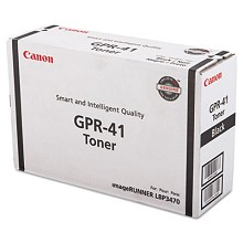 Original Canon GPR-41 Black Toner Cartridge