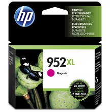 Genuine HP 952XL (L0S64AN) High Yield Magenta Ink Cartridge