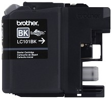 Brother LC101BK Standard Yield Black Ink Cartridge
