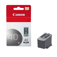 Original Canon PG-40 Black Ink Cartridge