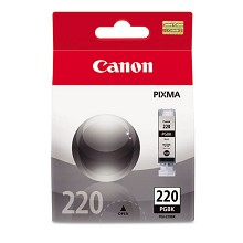 Original Canon PGI-220 Black Ink Cartridge