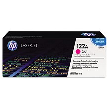 Genuine HP 122A Q3963A High Yield Magenta Toner Cartridge