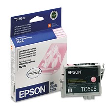 Original Epson T059620 Light Magenta Ink Cartridge