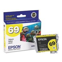 Original Epson T069420 Yellow Ink Cartridge