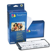 Original Epson T5570 PictureMate 100 Sheet Glossy Print Pack