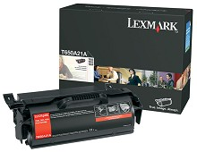 Original Lexmark T650A21A Print Cartridge