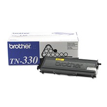 Original Brother TN-330 Standard Yield Black Toner Cartridge