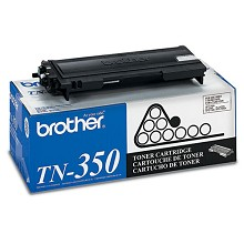 Original Brother TN-350 High Yield Toner Cartridge