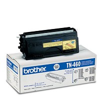 Original Brother TN-460 High Yield Black Toner Cartridge