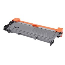 Compatible Brother TN-660 High Yield Black Toner Cartridge