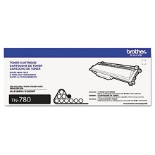 Brother TN-780 Super High Yield Black Toner Cartridge