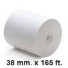 38mm  x 150ft Thermal / 100 Rolls