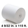 4-9/32 inch x 115 ft Thermal Receipt Paper, 50 Rolls