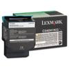 Original Lexmark C540H1KG High Yield Black Return Program Toner Cartridge