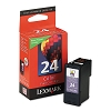 Original Lexmark 18C1524 #24 Return Program Color Ink Cartridge