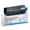 Original Okidata 42127403 High Yield Cyan Toner Cartridge
