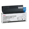 Original Okidata 42127404 High Yield Black Toner Cartridge