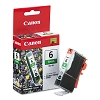 Original Canon BCI-6G Green Ink Cartridge