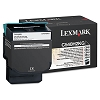 Original Lexmark C540H2KG High Yield Black Toner Cartridge