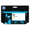 Genuine HP 72 C9373A Yellow Ink Cartridge 130ml