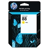 Genuine HP 88 C9388AN Yellow Ink Cartridge