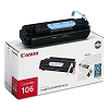 Original Canon 106 Black Toner Cartridge