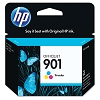 Genuine HP 901 CC656AN Color Ink Cartridge