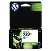 Genuine HP 920XL CD972AN High Capacity Cyan Ink Cartridge