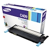 Original Samsung CLT-C409S Cyan Toner Cartridge