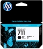 Genuine HP 711 CZ129A Black Ink Cartridge 38ml