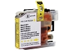 Compatible Brother LC105Y Super High Yield Yellow Ink Cartridge