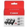 Original Canon PGI-220 Black Ink Cartridge 3 Pack
