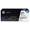 Genuine HP 122A Q3961A High Yield Cyan Toner Cartridge