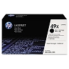 Genuine HP 49X Q5949XD Black Q5949X Toner Cartridge 2 Pack