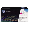Genuine HP 124A Q6003A Magenta Toner Cartridge