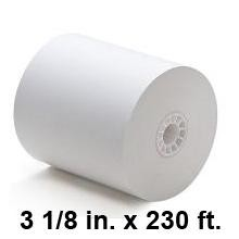 3-1/8 inch x 230 ft Thermal / 50 Rolls