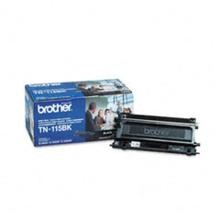 Original Brother TN-115BK High Yield Black Toner Cartridge