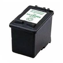 Remanufactured HP 56 C6656AN Black Ink Cartridge